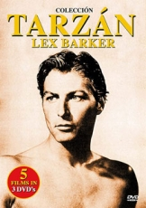 Triple Sesión Lex Barker [3 DVD]