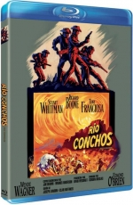 Río Conchos [Blu Ray]