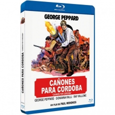 Cañones para Córdoba [Blu Ray]