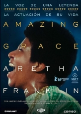 Amazing Grace - Aretha Franklin [DVD]