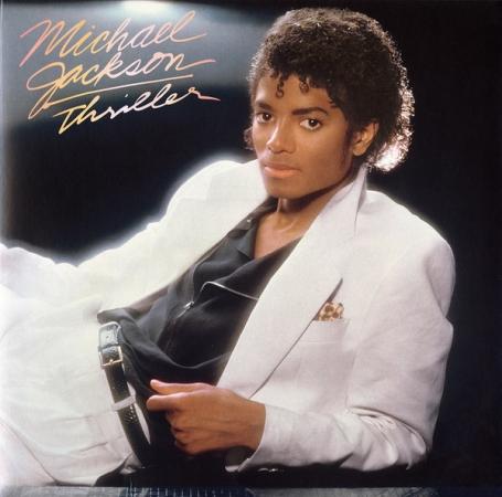 Michael Jackson – Thriller (LP)