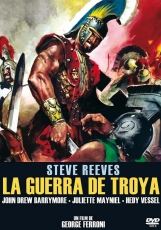 La guerra de Troya [DVD]