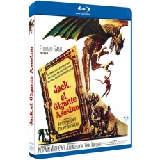 Jack, el gigante asesino [Blu Ray]