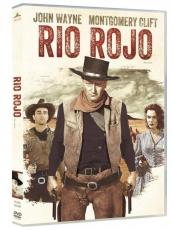 Río Rojo [DVD]