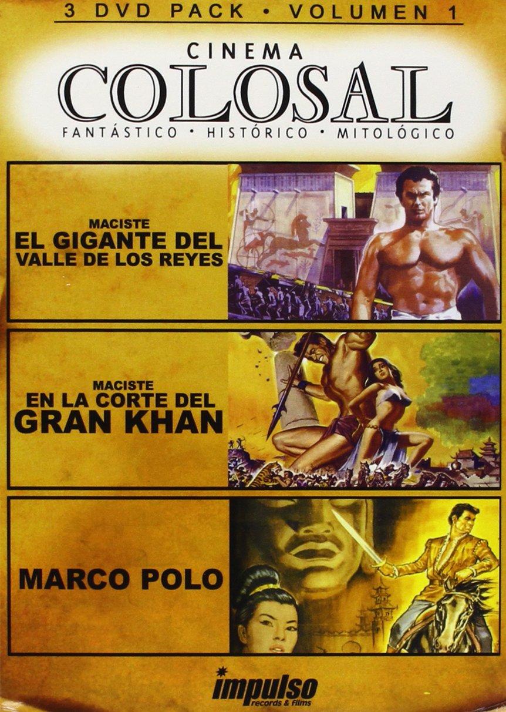 Cinema Colosal Vol. 1 [3 DVD]