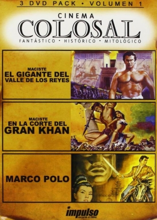 Cinema Colosal Vol. 1 [3 DVD]