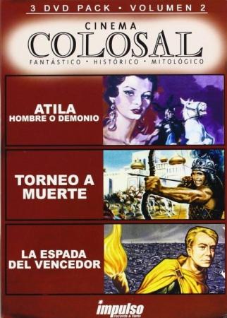 Cinema Colosal Vol. 2 [3 DVD]