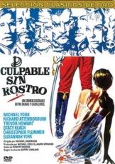 Culpable sin rostro [DVD]