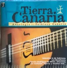 Antología Del Folklore Canario 3 [CD]