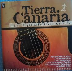 Antología Del Folklore Canario 5 [CD]