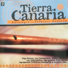 Antología Del Folklore Canario 9 [CD]