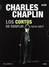 Charles Chaplin - Los Cortos de Chaplin (Volumen 2) (1914-1917) [6 DVD]