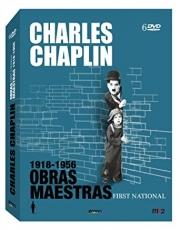 Charles Chaplin Obras Maestras (1918-1956) [6 DVD]