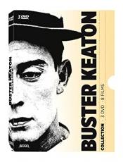 Buster Keaton Collection [3 DVD] (8 Films)