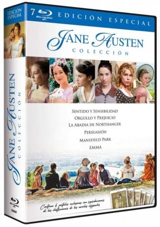 Colección Jane Austen [6 BD]