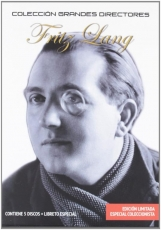 Fritz Lang [4 DVD + CD]