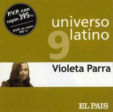 Violeta Parra - Universo Latino vol. 9 [CD]