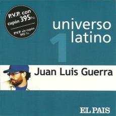 Juan Luis Guerra – Universo Latino Vol.1 [CD]
