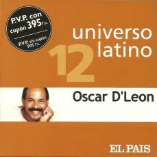 Oscar D' León – Universo Latino vol. 12 [CD]