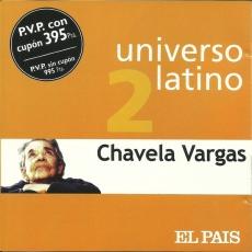 Chavela Vargas – Universo Latino vol. 2 [CD]