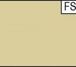 PINTURA ACRILICA AMARILLO CAQUI/BUFF (17 ml) Nº120