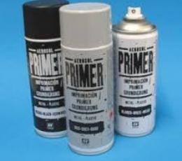 Sprays Imprimacón