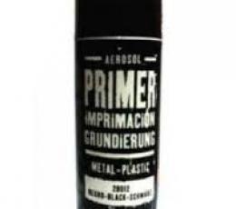 Spray Imprimación Vallejo negro