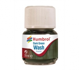 Enamel Wash Dark Green 28ml