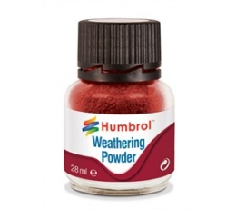 Weathering Powder Iron Oxide 28ml