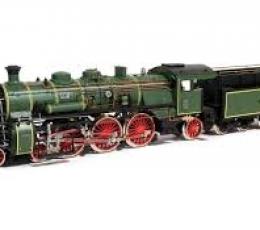 Locomotora S3/6 BR-18