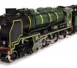 Locomotora Pacific 231