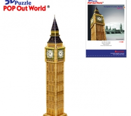 Big Ben (INCLUYE 2 RELOJES REALES)