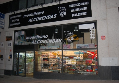 MODELISMO ALCOBENDAS