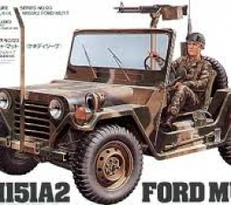 FORD MUTT (M151A2)