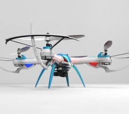 DRONE X6 TARANTULA CAM 5MP