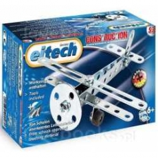 CONSTRUCTION MINI AVION METAL
