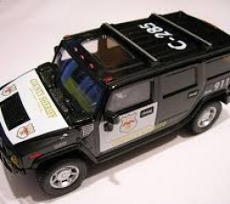 HUMMER H2 COUNTRY SHERIFF