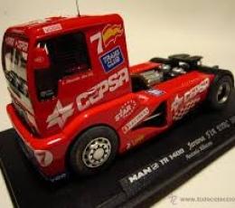 CAMION MAN TR 1400 JARAMA FIA ETRC 2001