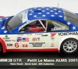 BMW M3 GTR PETIT LE MANS ALMS 2001