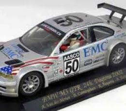 BMW M3 GTR 24 DAYTONA 2002