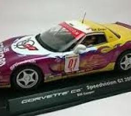 CORVETTE C5 SPEEDVISION GT 2000