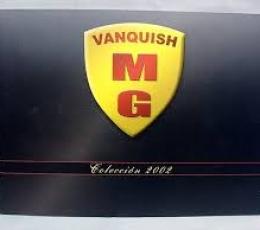 VANQUISH MG