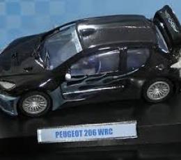 PEUGEOT 206 WRC FLAME