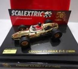 COOPER CLIMAX F-1