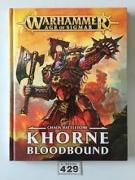 KHORNE BLOODBOUND