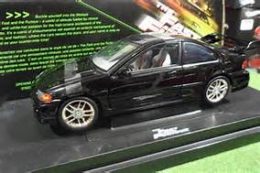 1995 HONDA CIVIC 1/18 THE FAST AND THE FURIOUS