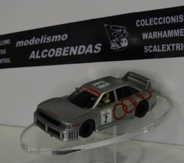 AUDY 90 GTO PLATA