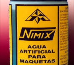 AGUA ARTIFICIAL TRANSPARENTE NIMIX