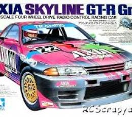 AXIA SKYLINE GT-R EN KIT (CAJA TRAIDA POR CLIENTE...