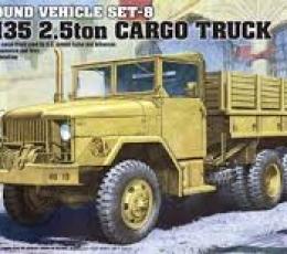 M35 CARGO TRUCK 1/72